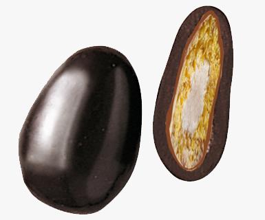 Spécialites chocolat amandes - Céréale au Chocolat Noir
