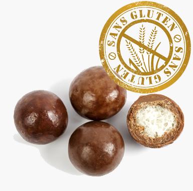 Spécialites chocolat croustillants - Croustillant au Chocolat au Caramel Beurre Salé