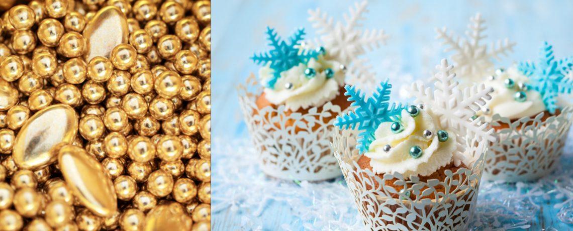 dragées chocolat perles & decors