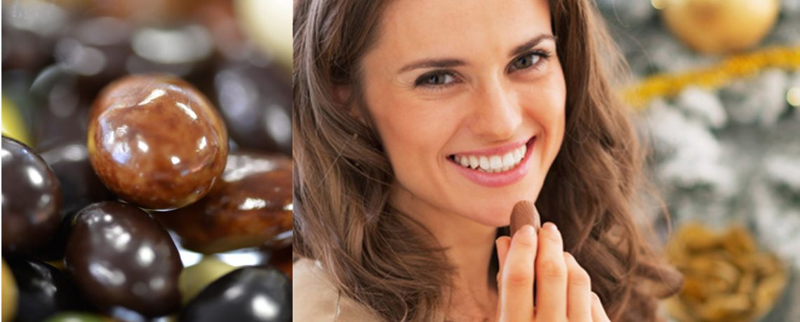 dragées amandes specialites chocolat