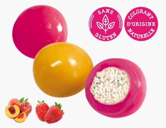 Spécialites chocolat gourmandises - Croustillants Fruités