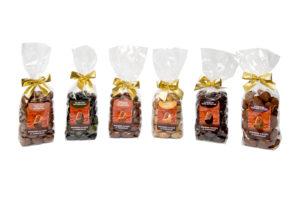 reynaud sachets amandes au chocolat