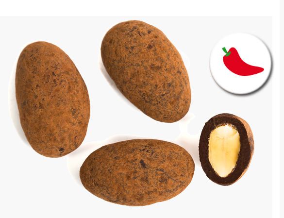 Almond - Chocolate Almond with Hot Pepper